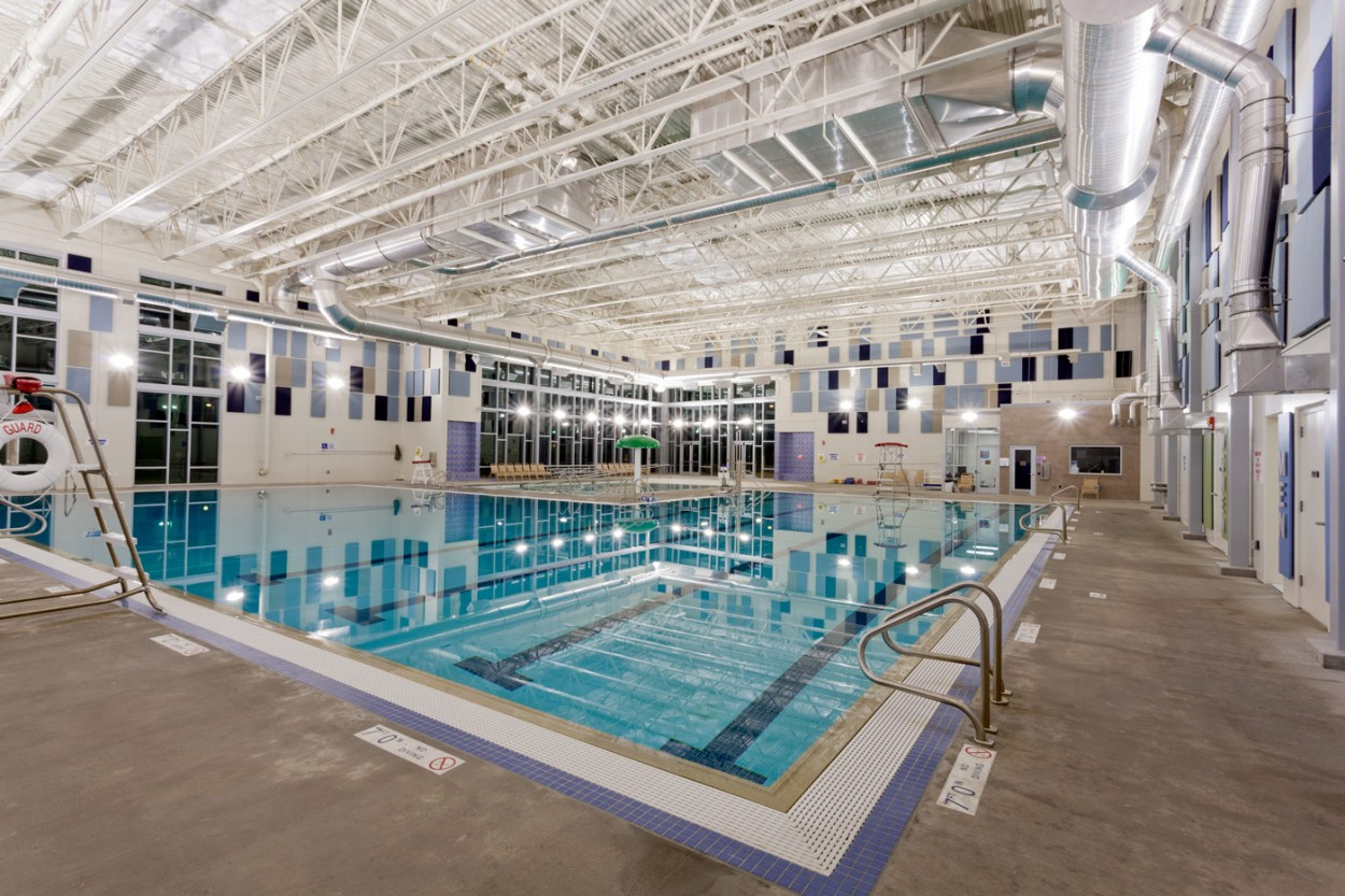 archnexus fort carson fitness facility