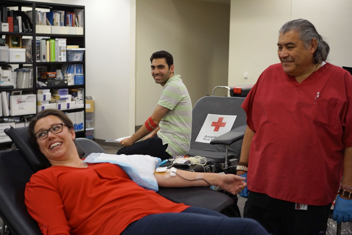 Blood Drive, red cross, donation, arch nexus, blood donor