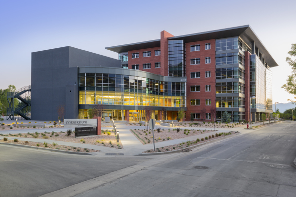Cottonwood, Cornerstone, Cottonwood Partners, Cottonwood Cornerstone, LEED Gold, USGBC