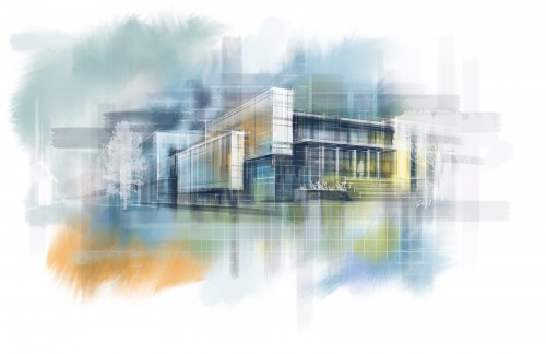 AIP, Architecture in Perspective, Robb Harrop,