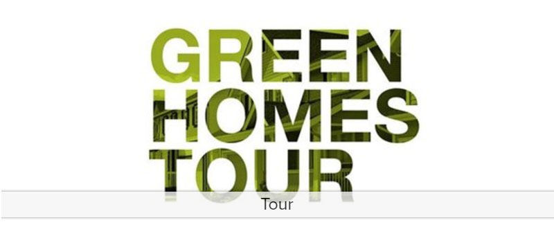 green homes tour