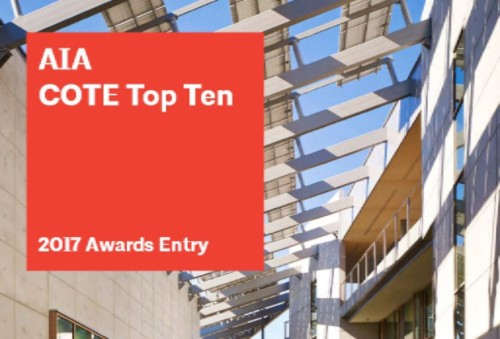AIA COTE Top Ten