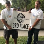 3rd Place - Horseshoes Event
